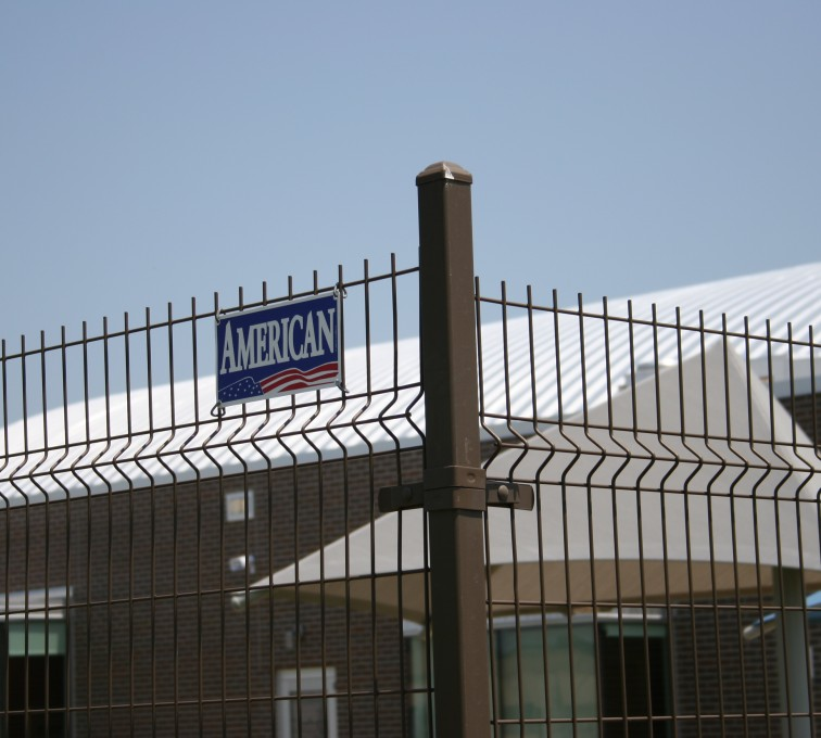 The American Fence Company - Woven & Welded Wire Fencing, 1240 Omega