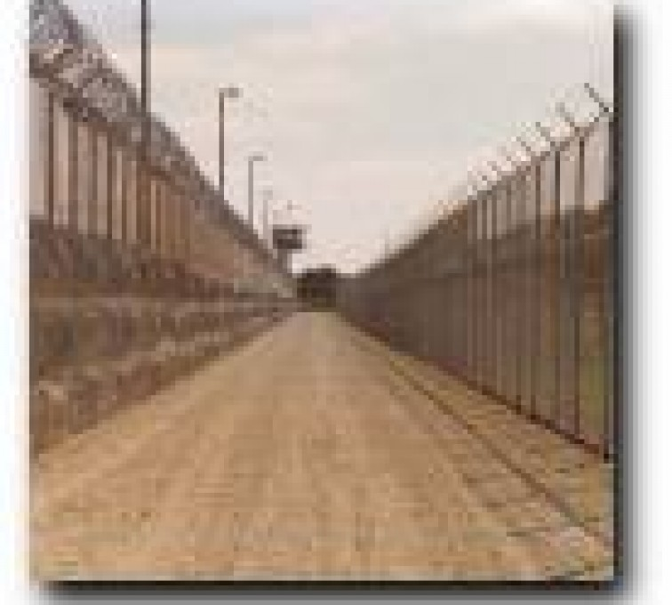 The American Fence Company - High Security Fencing, 2109 Prison Fence Deadman Zone