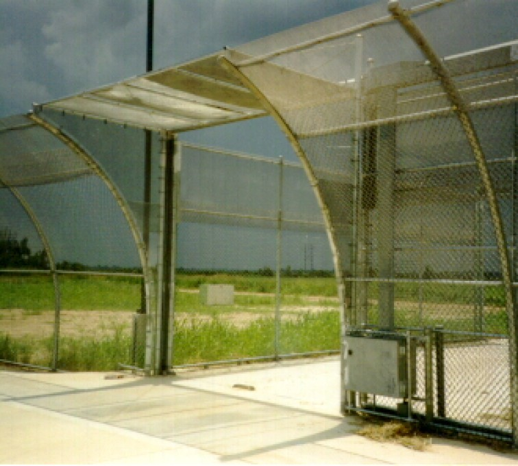 A curved high security fence system is an effective high security fence option if you're looking to avoid using Concertina wire