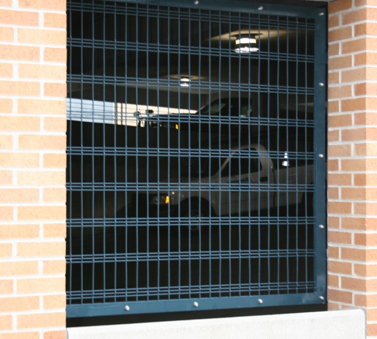 The American Fence Company - Specialty Product Fencing, 2220 Custom Window Screen