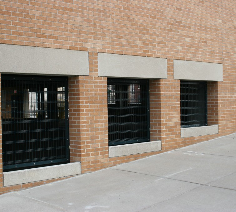 The American Fence Company - Specialty Product Fencing, 2222 Custom Window Screen