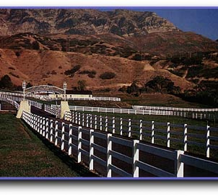 The American Fence Company - Vinyl Fencing, 3 Ranch Rail (956)