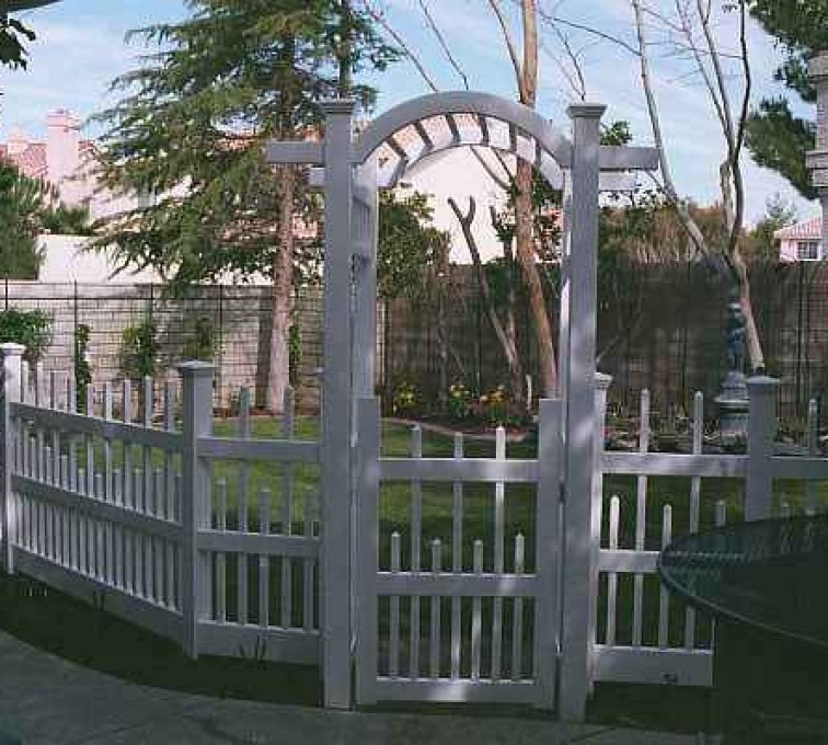 The American Fence Company - Specialty Product Fencing, 500 Arbor