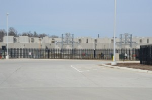 The American Fence Company - K-Rated Vehicle Restraint Systems Fencing, 8' Crash Rated Ornamental Impasse 4 - AFC - IA