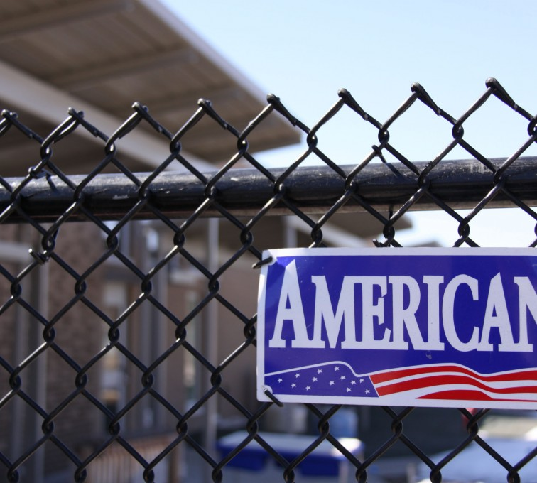 The American Fence Company - Chain Link Fencing, Black Vinyl Chain Link Fence