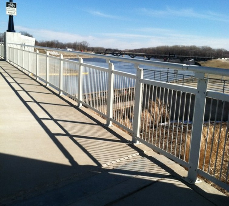 The American Fence Company - Custom Railing, Custom Ornamental Railing - AFC - IA