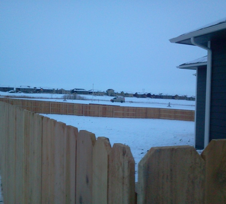 The American Fence Company - Wood Fencing, Cedar Privacy 2 AFC, SD