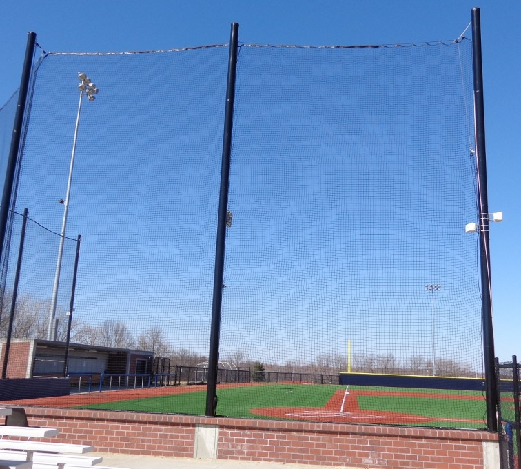 The American Fence Company - Sports Fencing, Commercial - Backstop - AFC-KC