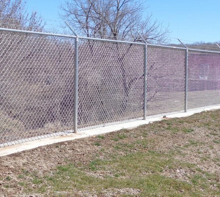 The American Fence Company - Sports Fencing, Commercial - Chain Link - AFC-KC