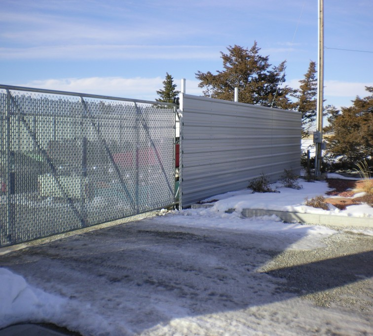The American Fence Company - Custom Gates, Commercial Gates and Paneling - AFC - Grand Island