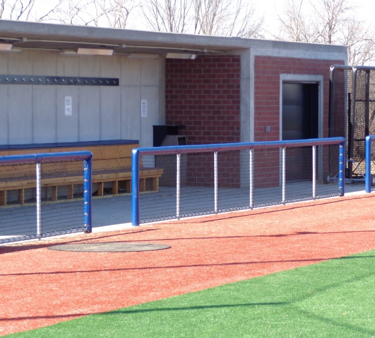 The American Fence Company - Sports Fencing, Commercial - Railing - AFC-KC