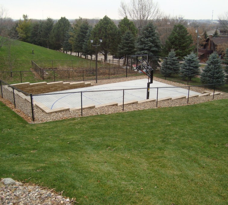 The American Fence Company - Sports Fencing, Fence (32)