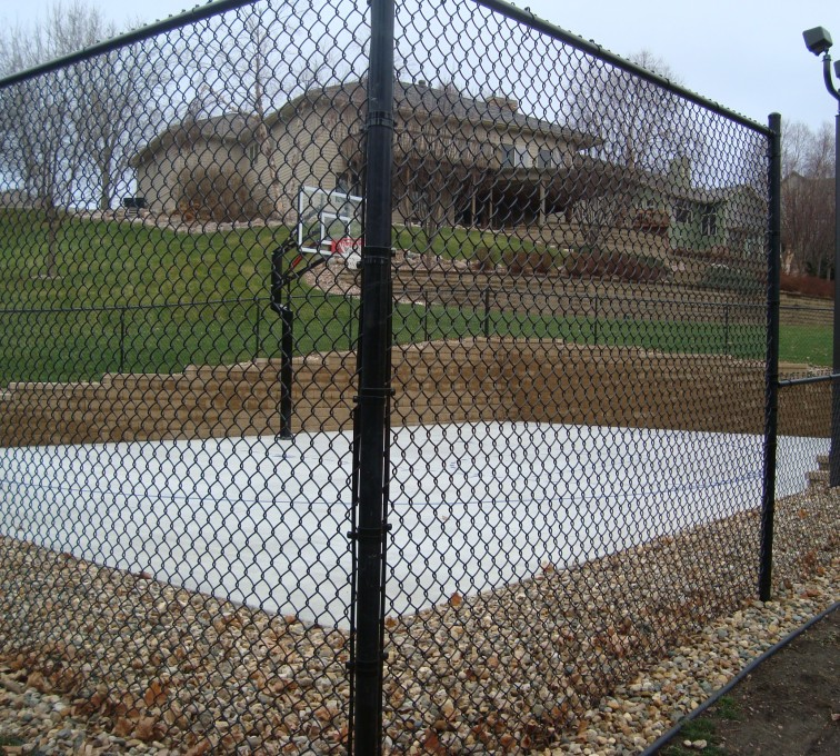 The American Fence Company - Sports Fencing, Fence (34)