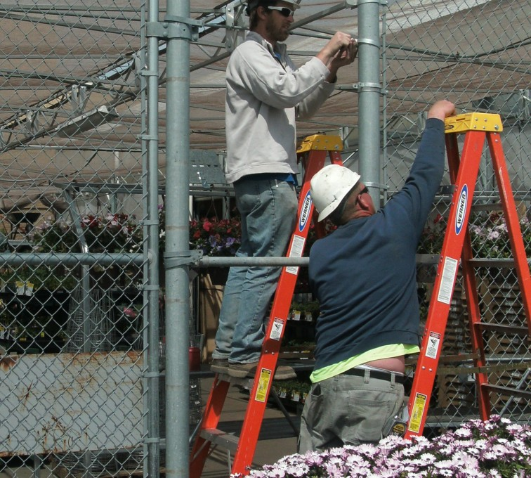 The American Fence Company - Chain Link Fencing