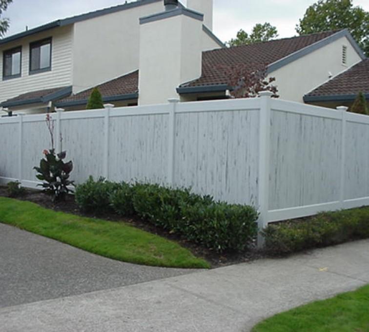 The American Fence Company - Vinyl Fencing, Greystone (602)