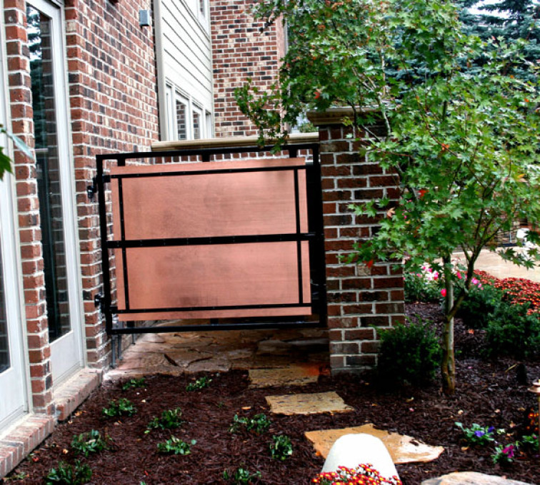 The American Fence Company - Custom Gates