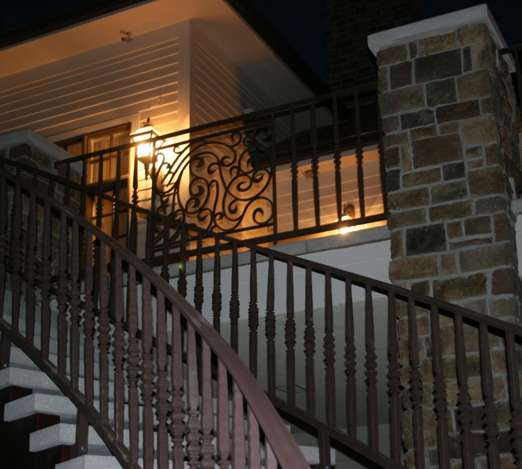 The American Fence Company - Custom Railing