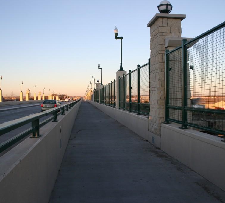 The American Fence Company - Custom Railing