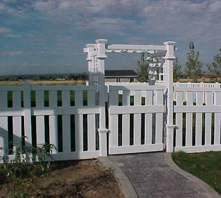 The American Fence Company - Specialty Product Fencing, MVC-010S