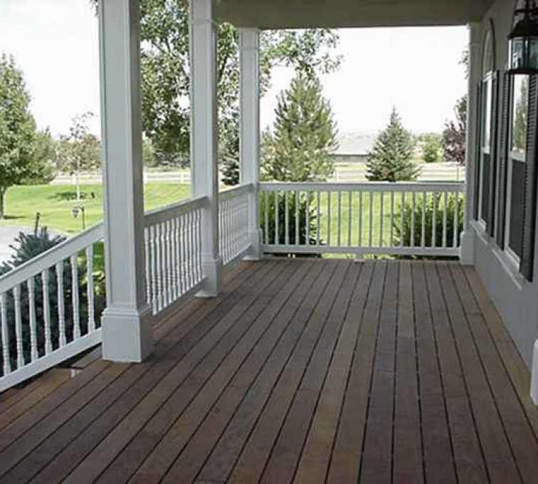 The American Fence Company - Custom Railing, MVC-013F12