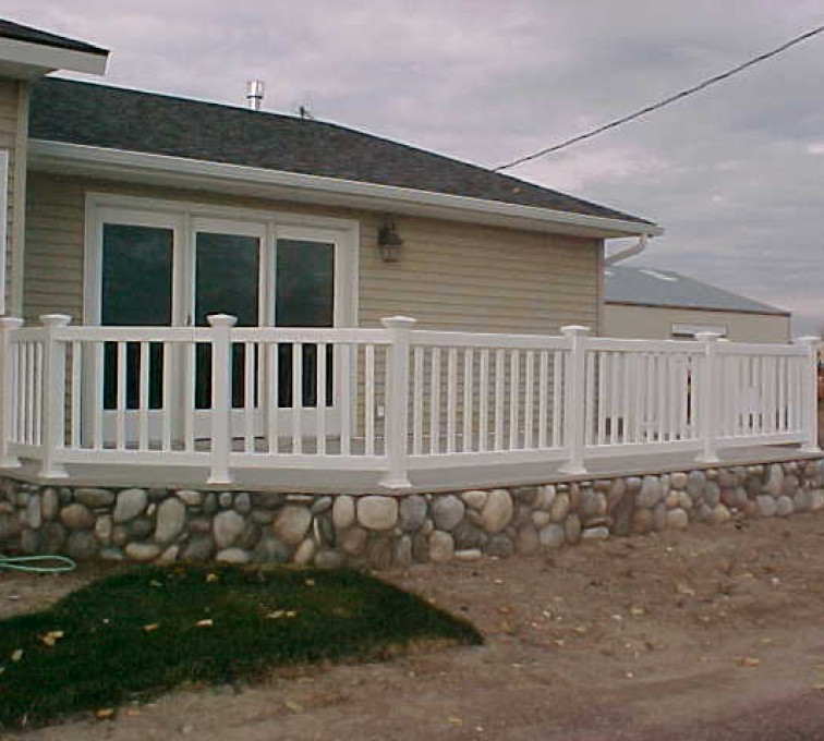 The American Fence Company - Custom Railing, MVC-020S