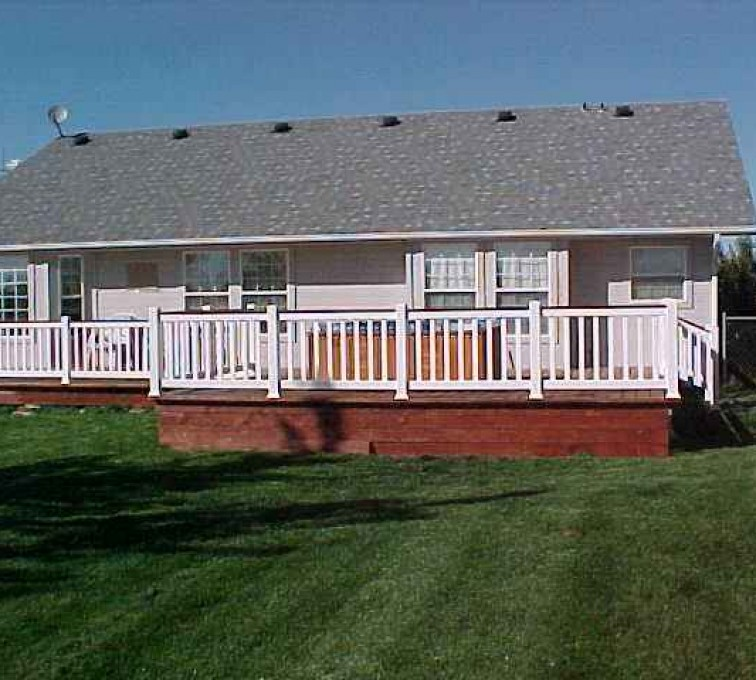 The American Fence Company - Custom Railing, MVC-020S1