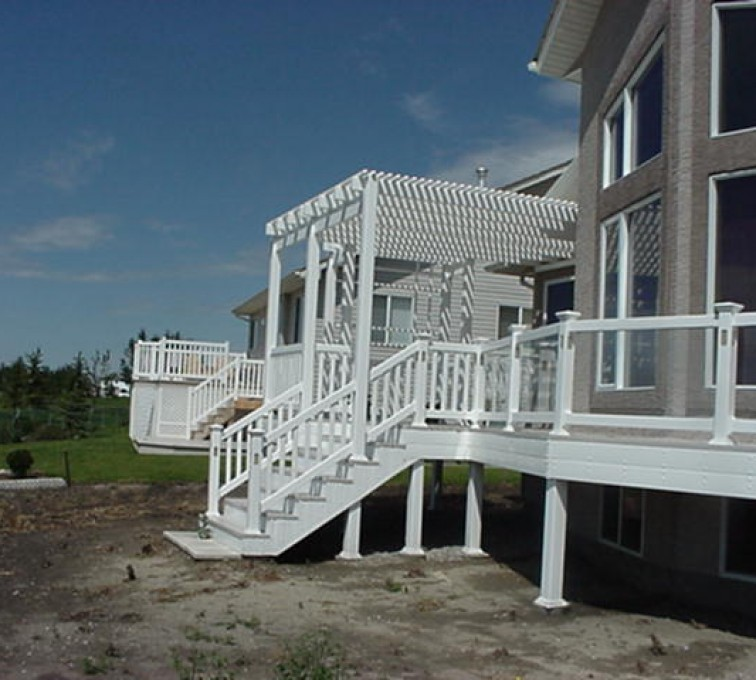 The American Fence Company - Custom Railing, MVC-234S