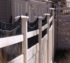 The American Fence Company - Vinyl Fencing, PVC with Steel Pic Accent #4
