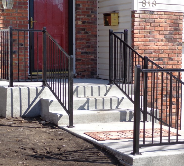 The American Fence Company - Custom Railing, Ornamental (2)- AFC-KC