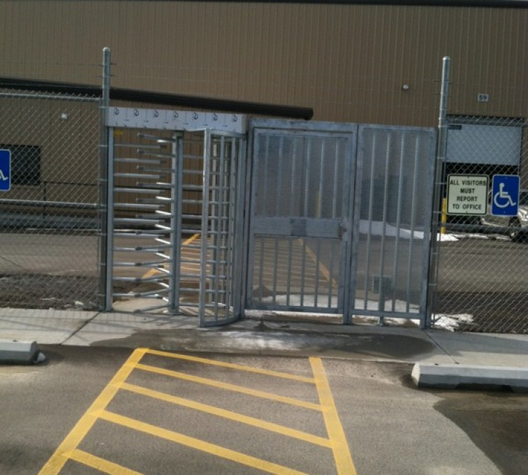 The American Fence Company - Specialty Product Fencing, Turnstile - AFC - IA