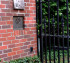 The American Fence Company - Custom Gates, Telephone Entry And Postal Box