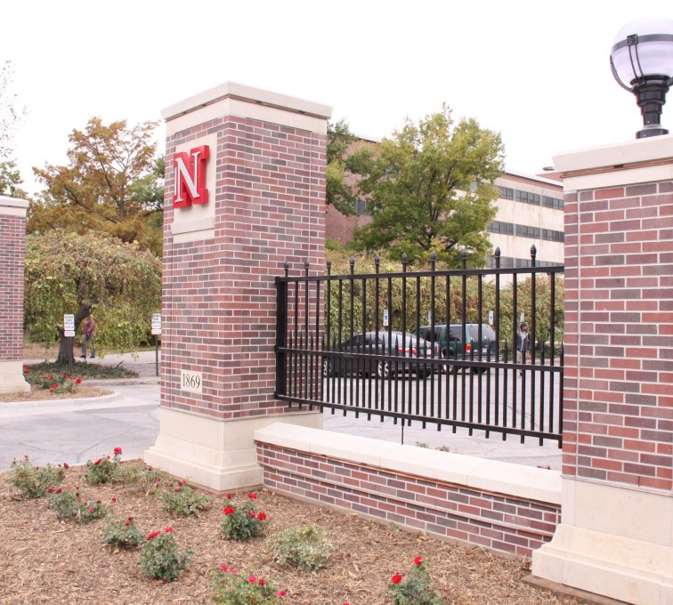 The American Fence Company - Custom Iron Gate Fencing, UNL #4