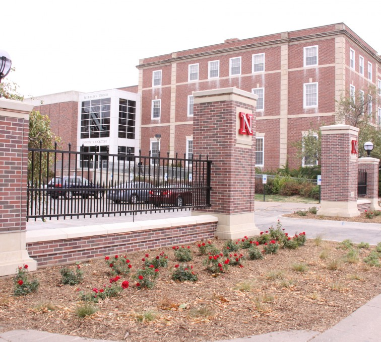 The American Fence Company - Custom Iron Gate Fencing, University of Nebraska