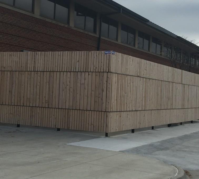 Custom Wood The American Fence Company