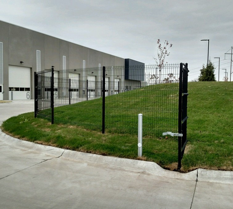 Wire Mesh Fencing Gallery The American Fence Company