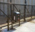Automated Gate Operator Black Chain Link