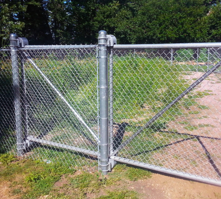 Chain Link Automatic Cantilever Slide Gate
